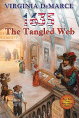 1635: The Tangled Web - Image: Virginia De Marce 1635 The Tangled Web