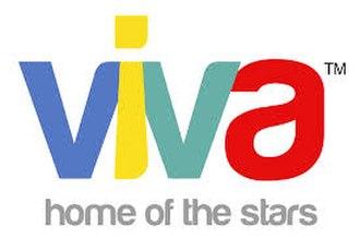 Viva TV (Philippine TV channel) - Image: Viva TV logo