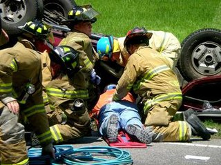 Certified first responder profession