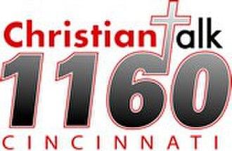 WCVX - Image: WCVX 1160AM logo