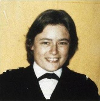 Murder of Yvonne Fletcher - Fletcher's warrant card photograph