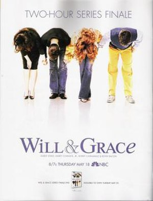 The Finale (Will & Grace) - Image: Will & Grace The Finale poster