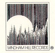 Windham Hill Logo, Designed By Jay Durgan