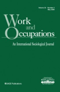 <i>Work and Occupations</i> Peer-reviewed academic journal