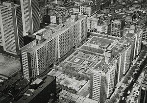 Washington Square Village - Image: Wsv 3