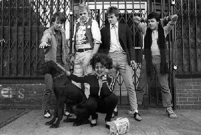 Picture of a band or musician: X-Ray Spex