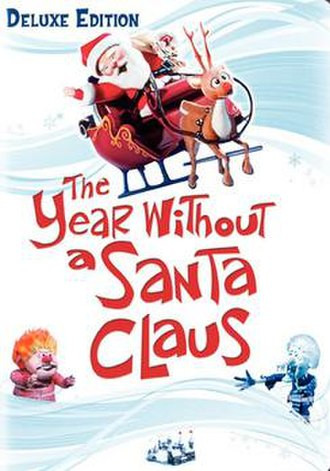 The Year Without a Santa Claus - Image: YWOASCDVD