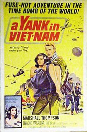 A Yank in Viet-Nam - Original film poster