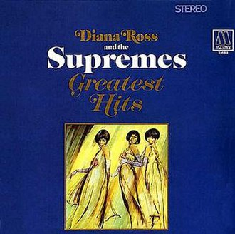 Greatest Hits (The Supremes album) - Image: 1967 Greatest Hits HQ