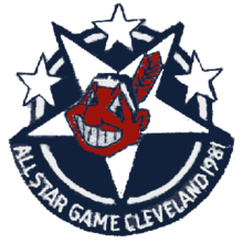 1981 Major League Baseball All-Star Game logo.png