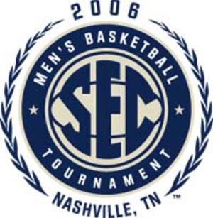 2006 SEC Men's Basketball Tournament - 2006 Tournament logo