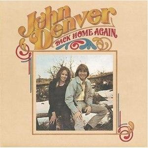 Back Home Again (John Denver album) - Image: 20100503183857!John Denver Back Home Again