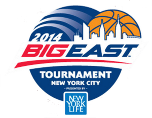 2014 Big East Men's Basketball Tournament - Image: 2014 Big East Tournament Logo