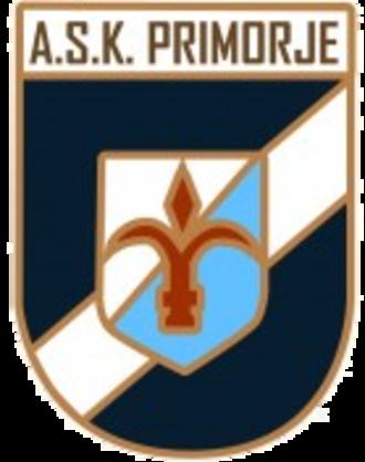 ASK Primorje - Club crest