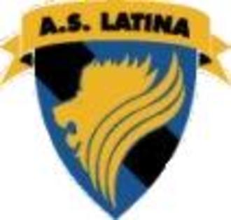 Latina Calcio 1932 - Image: AS Latina logo