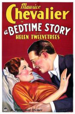 A Bedtime Story - Theatrical release poster