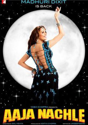 Aaja Nachle - Theatrical release poster