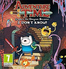 Adventure Time Explore The Dungeon Because I Don T Know Wikipedia