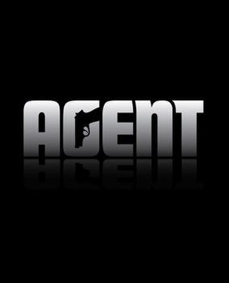Agent (video game) - Image: Agent video game cover