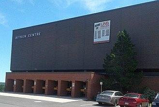 UNB Varsity Reds - Aitken University Centre, University of New Brunswick