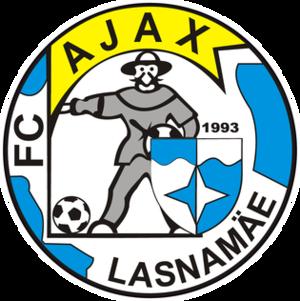 FC Ajax Lasnamäe - Image: Ajax Lasnamae