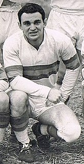 Albert Firth English rugby league footballer