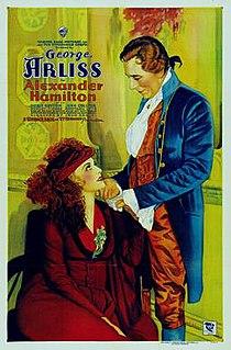 <i>Alexander Hamilton</i> (film) 1931 American biographical film directed by John G. Adolfi