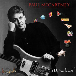 1987 greatest hits album by Paul McCartney