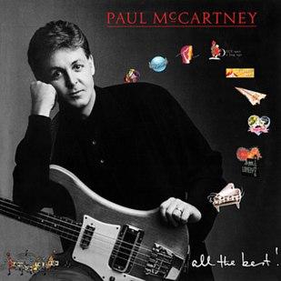 compilation album by Paul McCartney