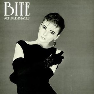 Bite (Altered Images album) - Image: Altered Images Bite