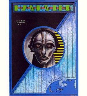 Hawkwind Anthology - Image: Anthology Volume I Hawkwind