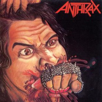 Fistful of Metal - Image: Anthrax Fistful Of Metal