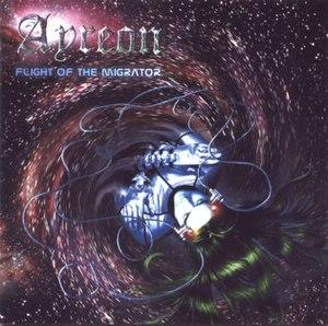 Universal Migrator Part 2: Flight of the Migrator - Image: Ayreon Flight of the Migrator