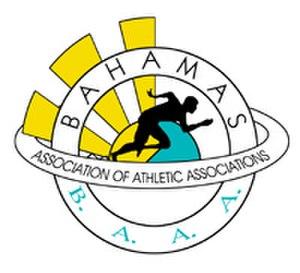 Bahamas Association of Athletic Associations - Image: Bahamas Association of Athletic Associations Logo