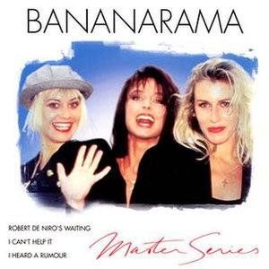 Master Series (Bananarama album) - Image: Banana ms 2ge