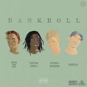 Bankroll (song) - Image: Bankroll. cover