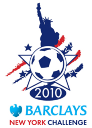 2010 Barclays New York Challenge - Image: Barclays New York Challenge 2010 logo