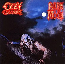 Ozzy Bark At The Moon Tour