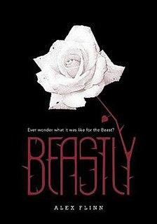 <i>Beastly</i> fantasy novel by Alex Flinn