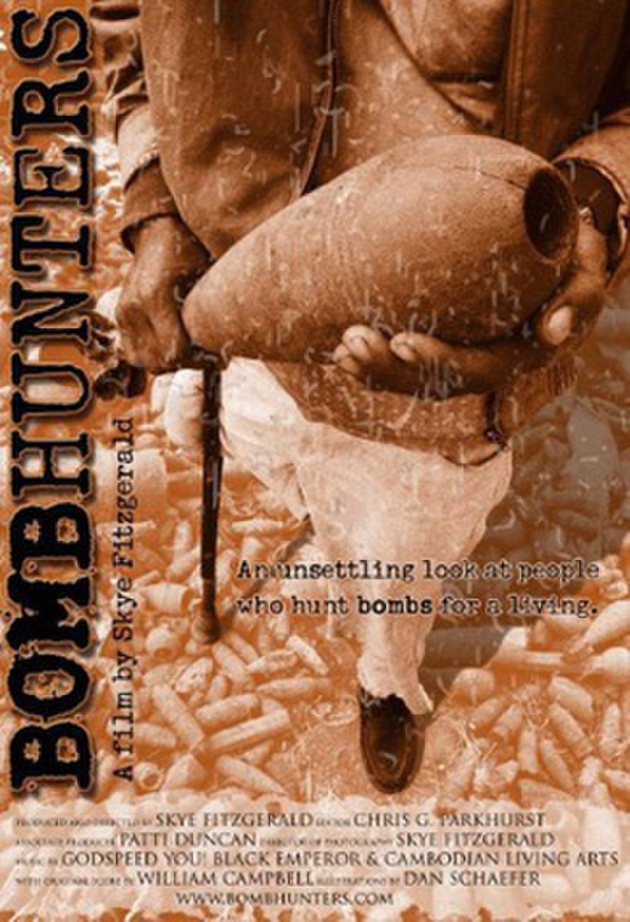 Bombhunters