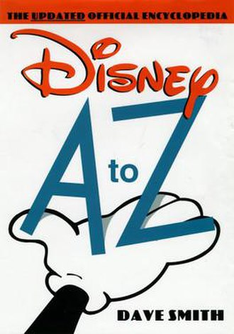 Disney A to Z - Updated edition cover