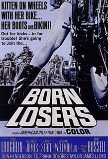 <i>The Born Losers</i> 1967 film by Tom Laughlin