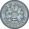 Official seal of Bristol, Connecticut