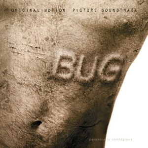Bug (soundtrack) - Image: Bug 2007 soundtrack
