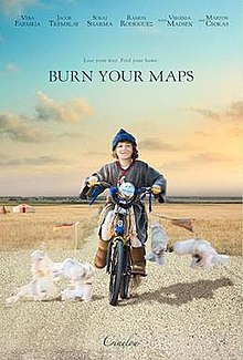 Burn Your Maps - Wikip... Vera Farmiga