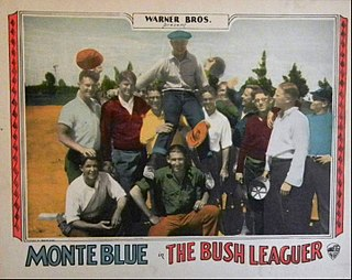 <i>The Bush Leaguer</i> 1927 film