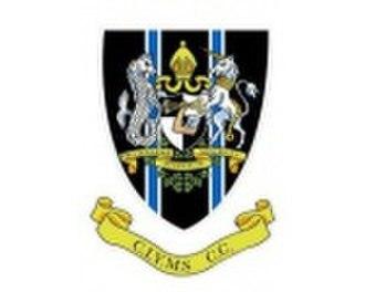 C.I.Y.M.S. Cricket Club - Image: CIYMS Cricket Club badge