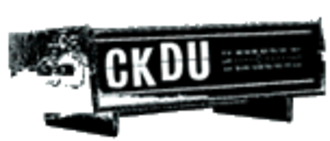 CKDU-FM - Image: CKDU FM(2000 ) logo