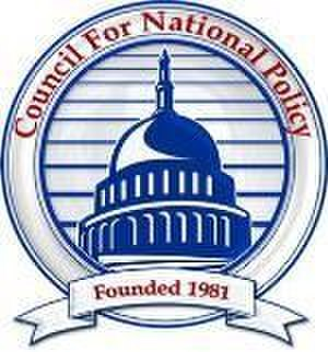 Council for National Policy - Image: CNP logo