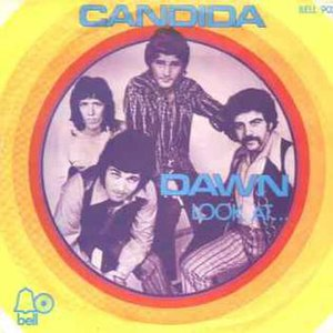 Candida (song) - Image: Candida single cover by the group Dawn